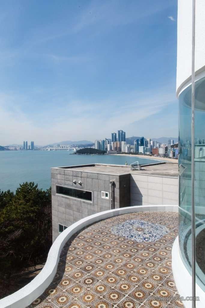 View of Haeundae, Busan, South Korea