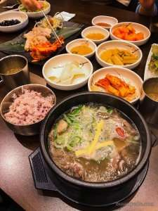 Korean Restaurant Sariwon at Shinsegae Centum City